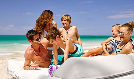 EXPERIENCE MORE WITH SELECT HOTELS & RESORTS