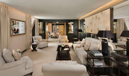 Stay at Hotel Barrière Le Fouquet's Paris for an exclusive suite experience!