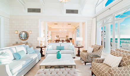 The Shore Club spectacular suite special for Summer and Fall!