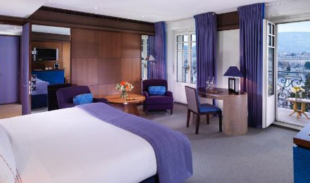 Enjoy 10% off best available rate at Le Richemond!