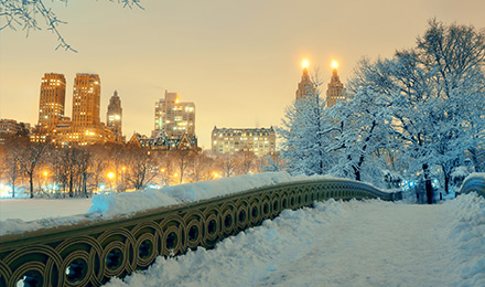 Special Offers on Great Winter Getaways