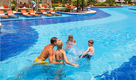 Book 1 Room, Get 1 Free at All-Inclusive Resorts