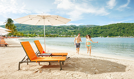 DISCOVER MEXICO AND JAMAICA'S FINEST RESORTS