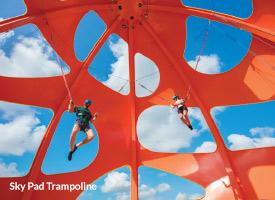 Sky Pad Trampoline