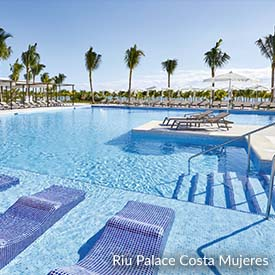 Riu Palace Costa Mujeres