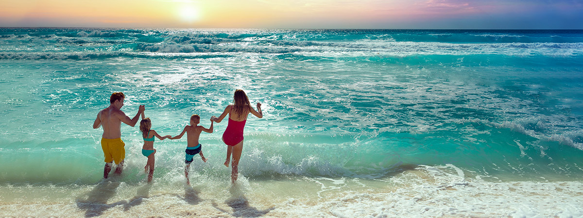 Beach Palace, Cancun, Mexico