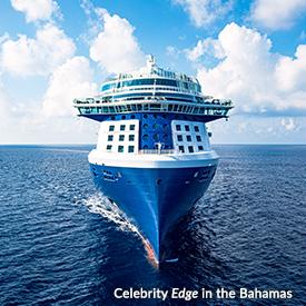 Celebrity EDGE in Bahamas