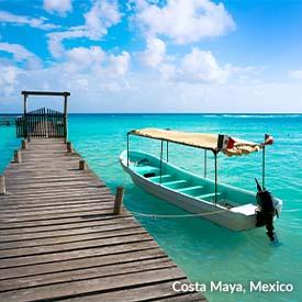 Costa Maya,Mexico