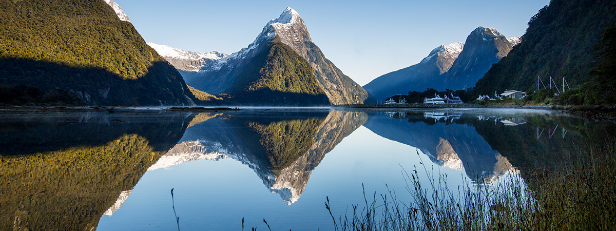 Every Day a Different Journey in New Zealand