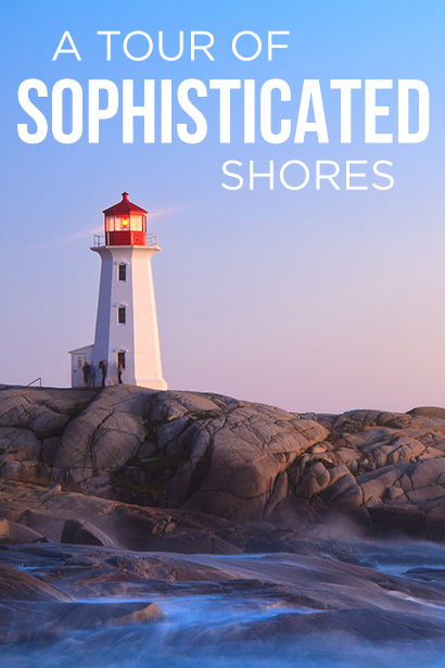 A Tour of Sophisticated Shores