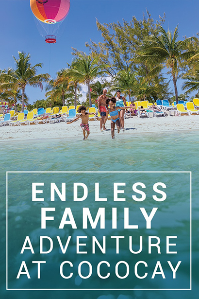 Endless Family Adventure at CocoCay