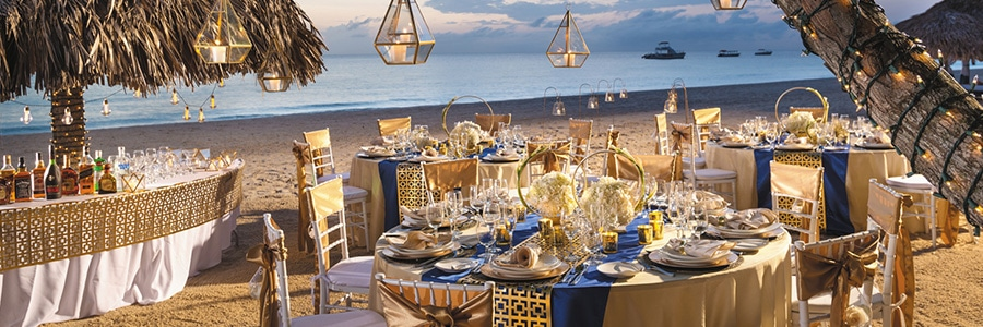 All Inclusive Wedding Dinner
