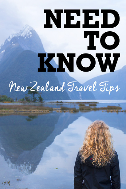 Need-to-Know New Zealand Travel Tips