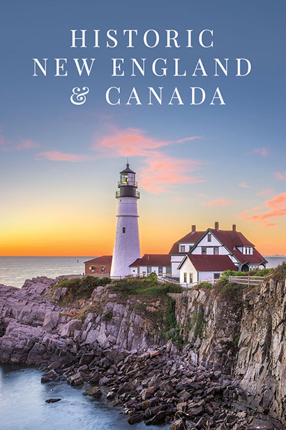 North America's Heirloom: A Canadian and New England Cruise