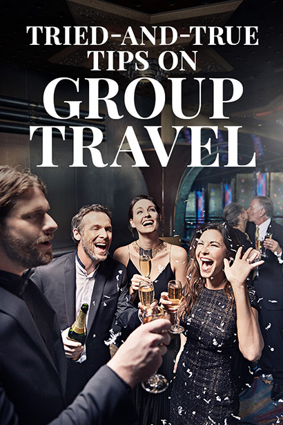 Tried-and-True Tips on Group Travel Planning