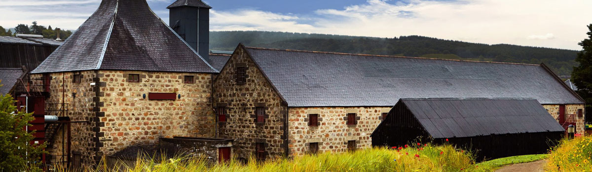 A local whiskey distillery