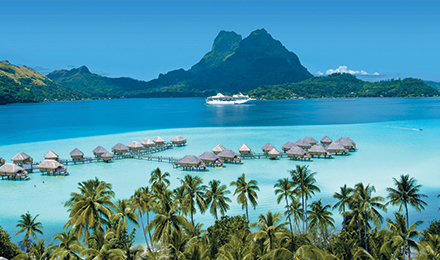 Stunning South Pacific Sailings