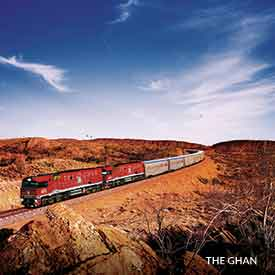 Ghan Outback