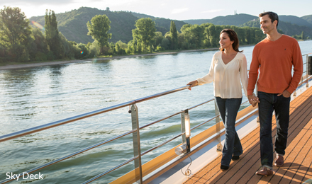River Cruises Where You Can See the Difference