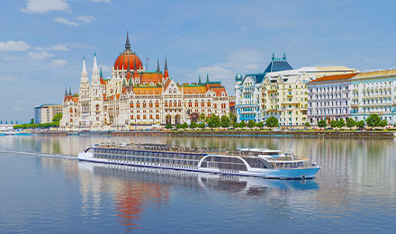 AmaMagna: Redefining the River Cruise Experience