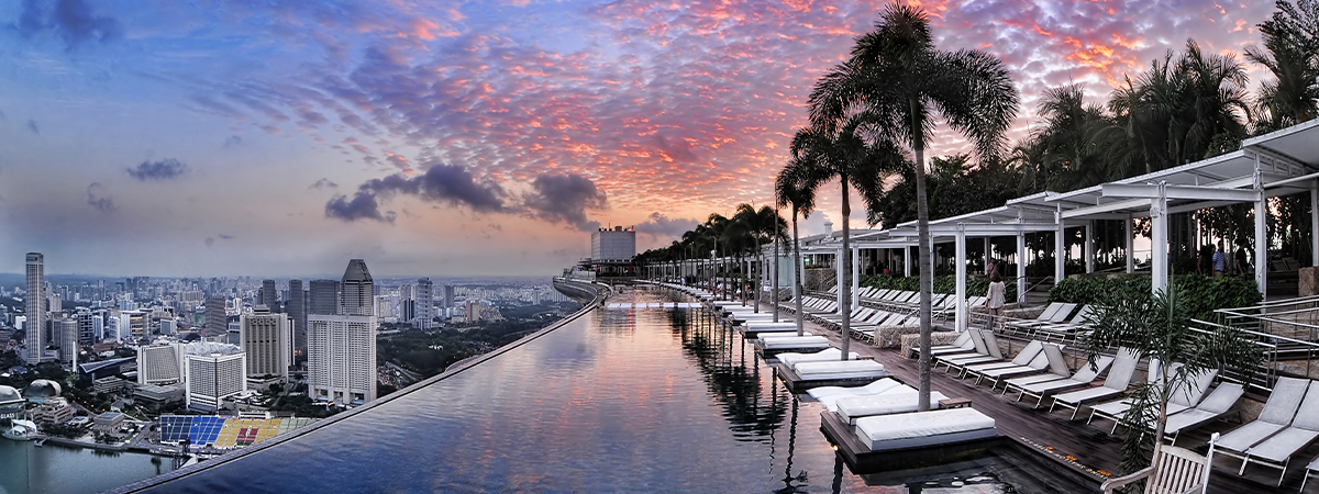 Singapore - Where Passion and Possibilities Meet