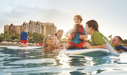 Great Savings on Family Spring Vacations