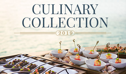 Introducing the 2019 Culinary Collection