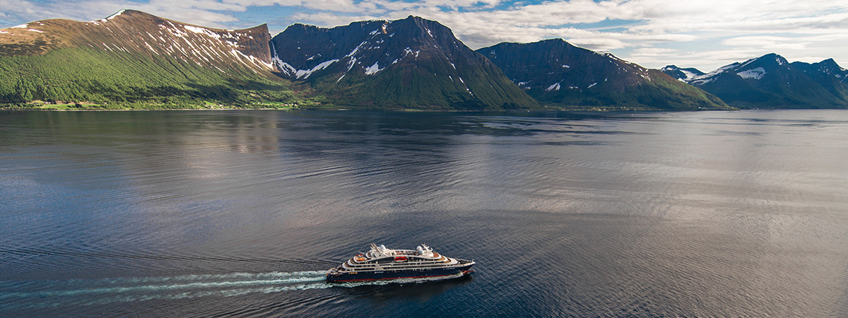 CULTURALLY INSPIRED TAUCK SMALL SHIP CRUISES