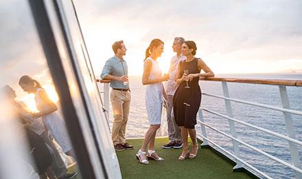 Inspirational and Immersive cruises