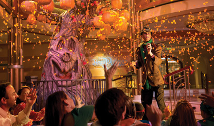 Celebrate Halloween on the High Seas