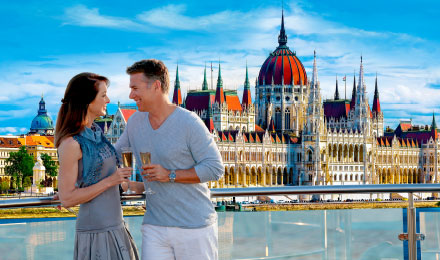 Experience the Luxury of More on Your River Cruise