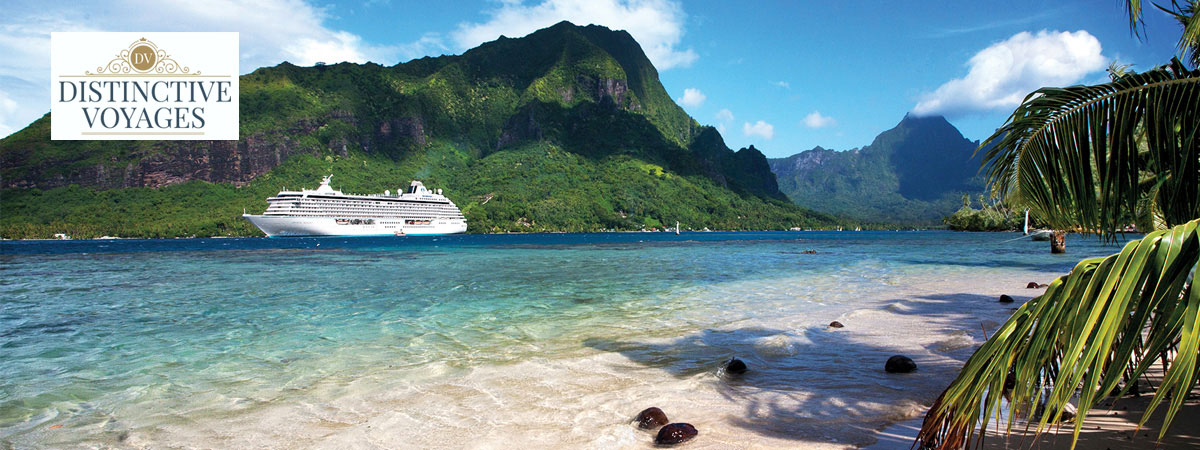 Distinctive Voyages - HOSTED CRUISE COLLECTION