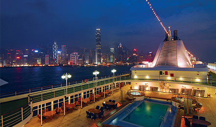 Asia All-Inclusive Sailings