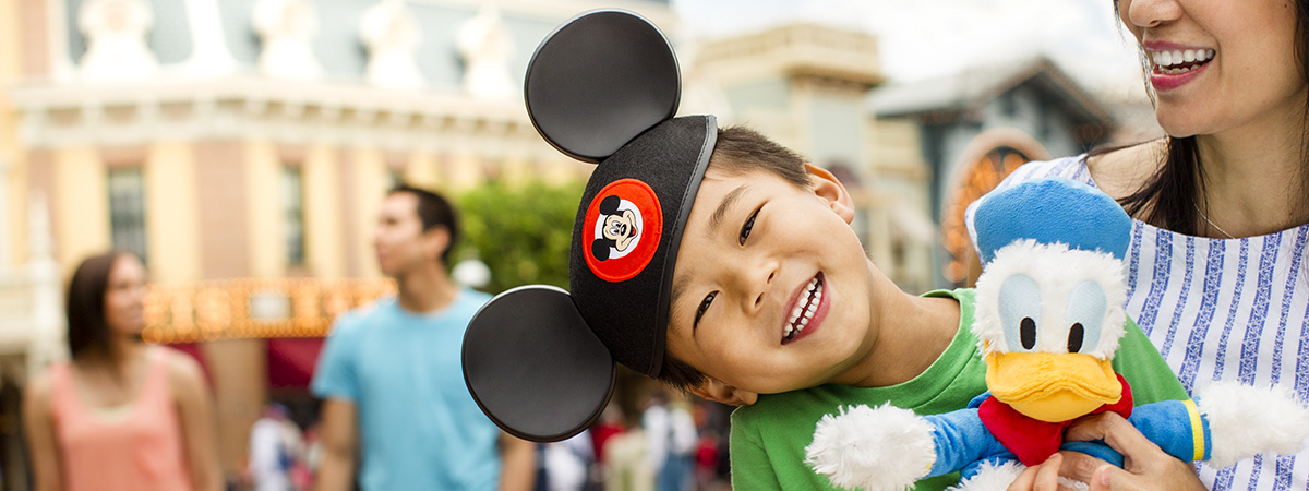 There's Never Been a Better Time to Visit Disneyland® Resort