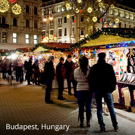 Magnificient Christmas Markets