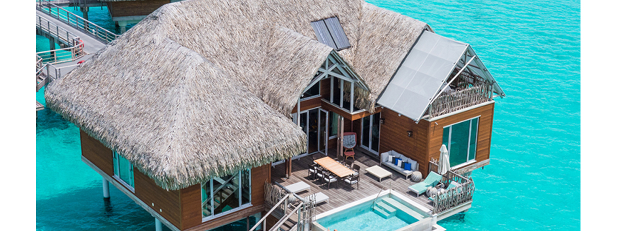 Stay at InterContinental Resort & Thalasso Spa Bora for free additional amenities!