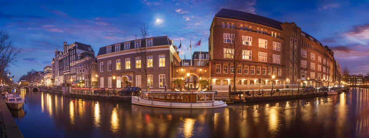 Stay at Sofitel Legend The Grand Amsterdam & receive a a free transfer to cruise ports!