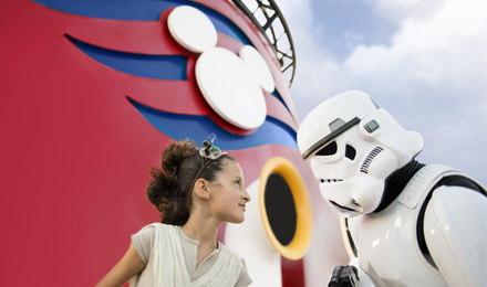 Star Wars Day at Sea Sailings to the Caribbean