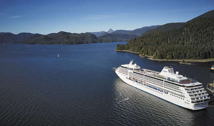 Experience Alaska with Every Luxury Included