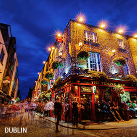 Irish Pub Tours