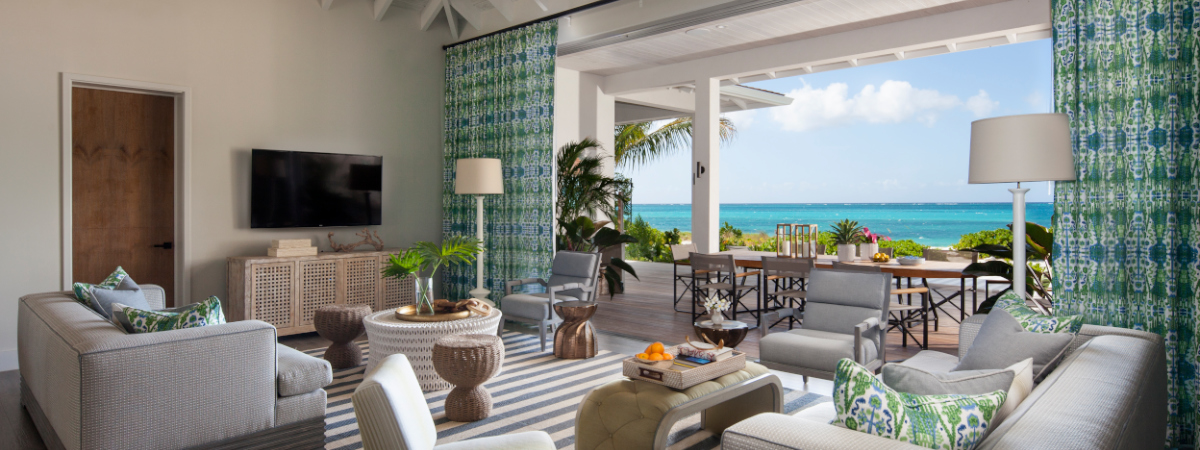 Stay 4 nights at Grace Bay Club & receive 25% off!
