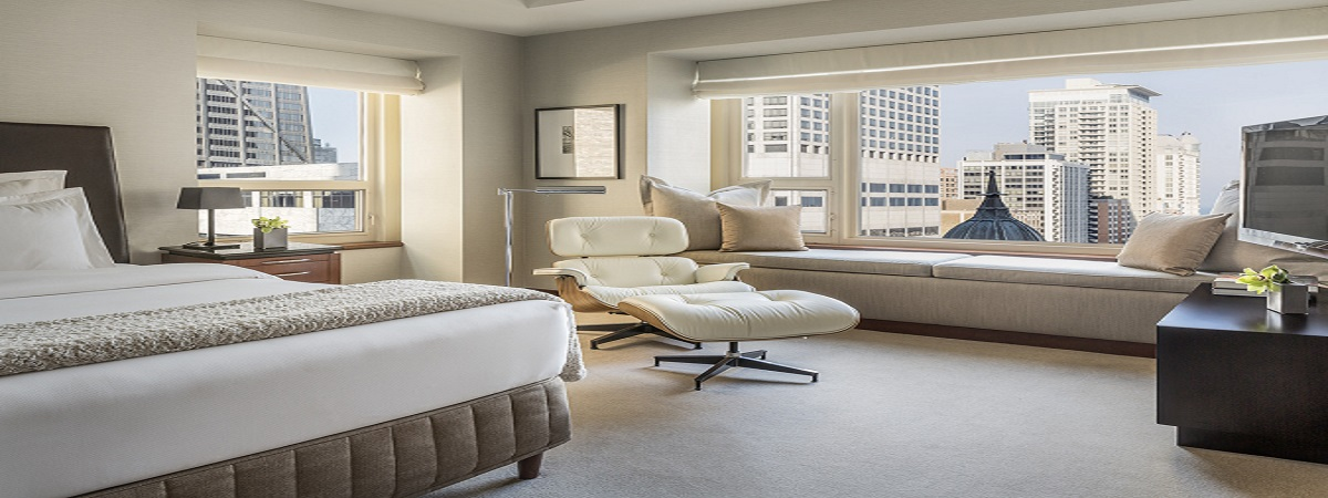 Stay at Park Hyatt Chicago 2 nights & receive the 3rd night free!