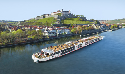 Viking Takes You to the Heart of Europe's Great Cities