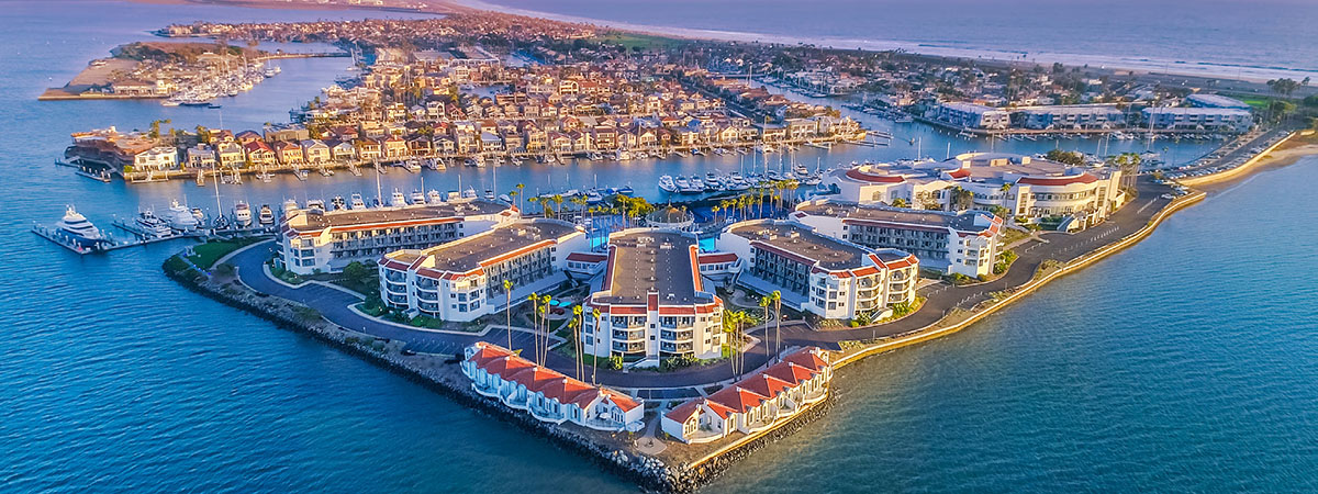 Receive your 3rd night free at Loews Coronado Bay Resort!