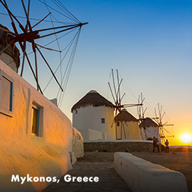 Greek Isles