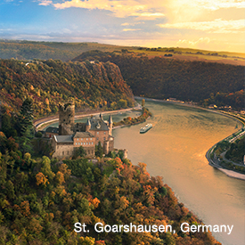 St. Goarshausen, Germany