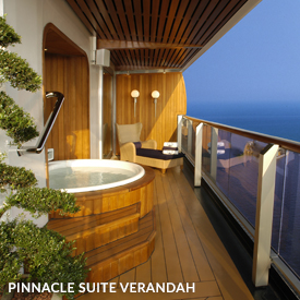 Pinnacle Suite Verandah