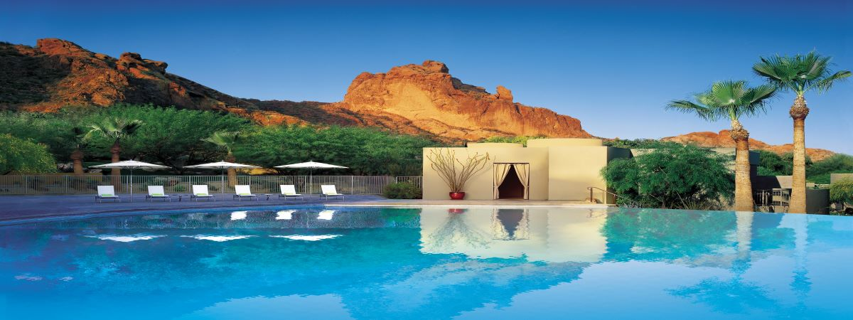 Stay at Sanctuary Camelback Mountain Resort & Spa & receive the 4th night free!
