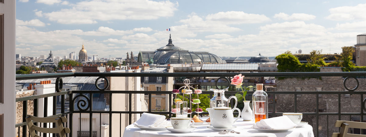 Prolonged your dream at Le Bristol Paris with a complimentary 4th night!