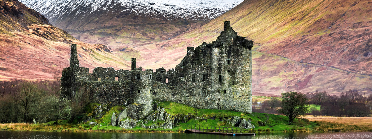 Save on Winter Getaways to Ireland and Scotland